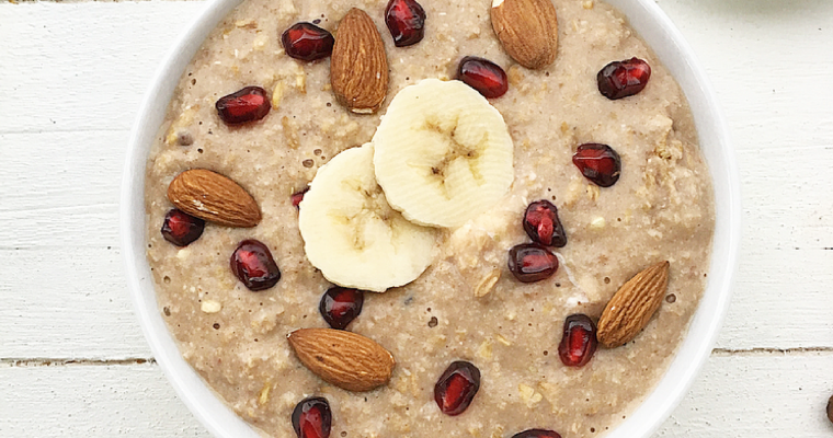 Super avena: banana bliss. Glutenfree – Lowgi