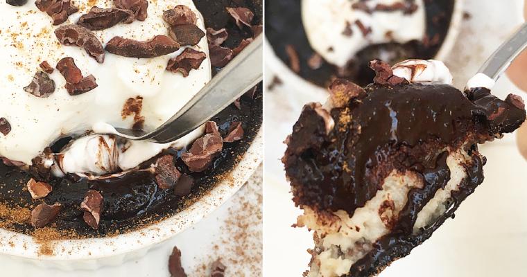 Torta in tazza al gusto MARS! La magia dei 15 grammi.