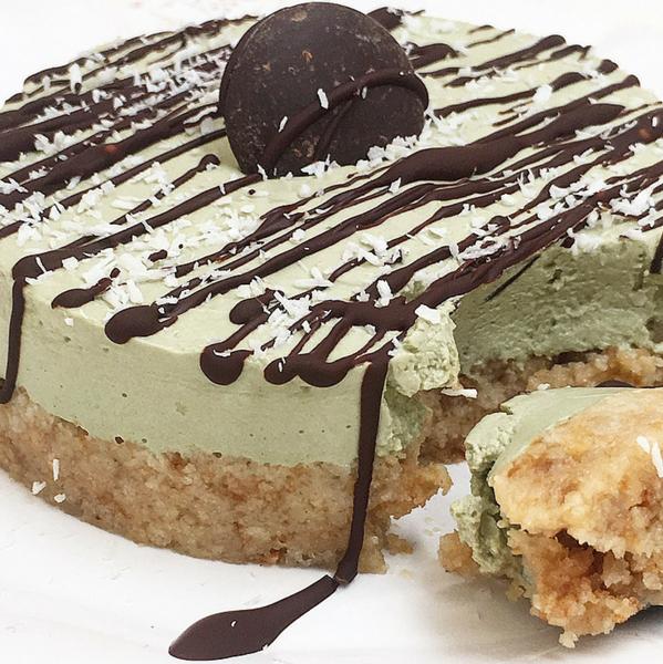 cheesecake senza burro