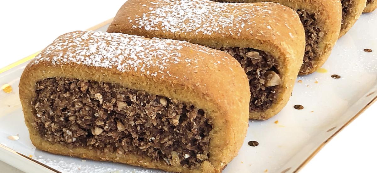 Biscotti all'Amarena più leggeri rispetto agli originali.