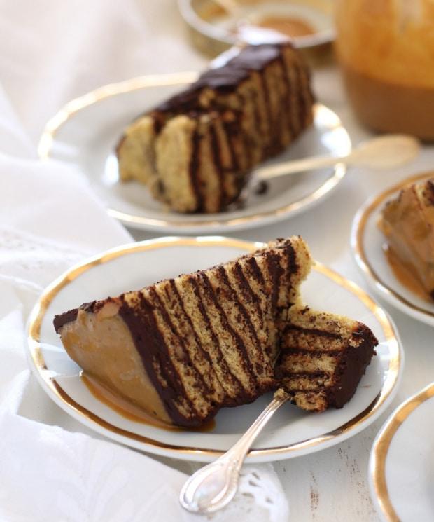 torta dobos light