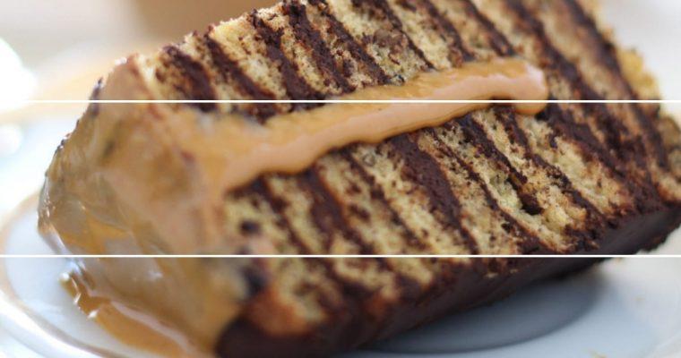 Torta Dobos light – Senza zucchero e burro