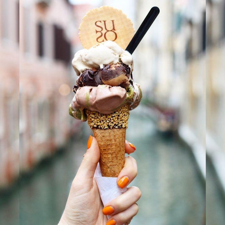 venezia gelato