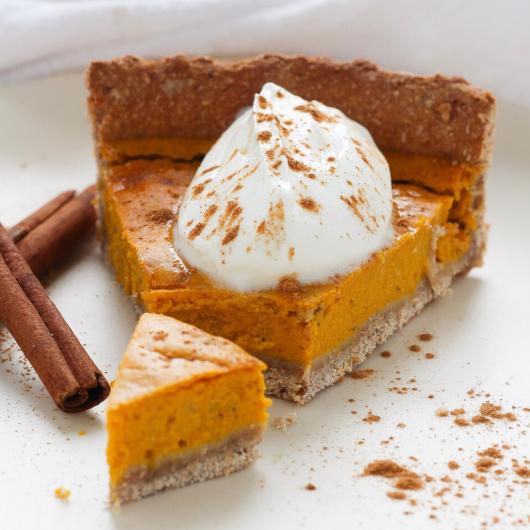 Pumpkin pie light