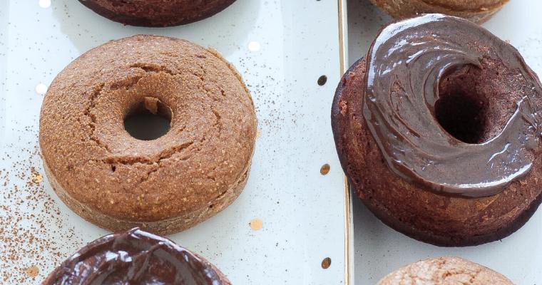Donuts soffici e sani