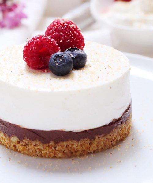 Come fare una cheesecake leggera senza burro