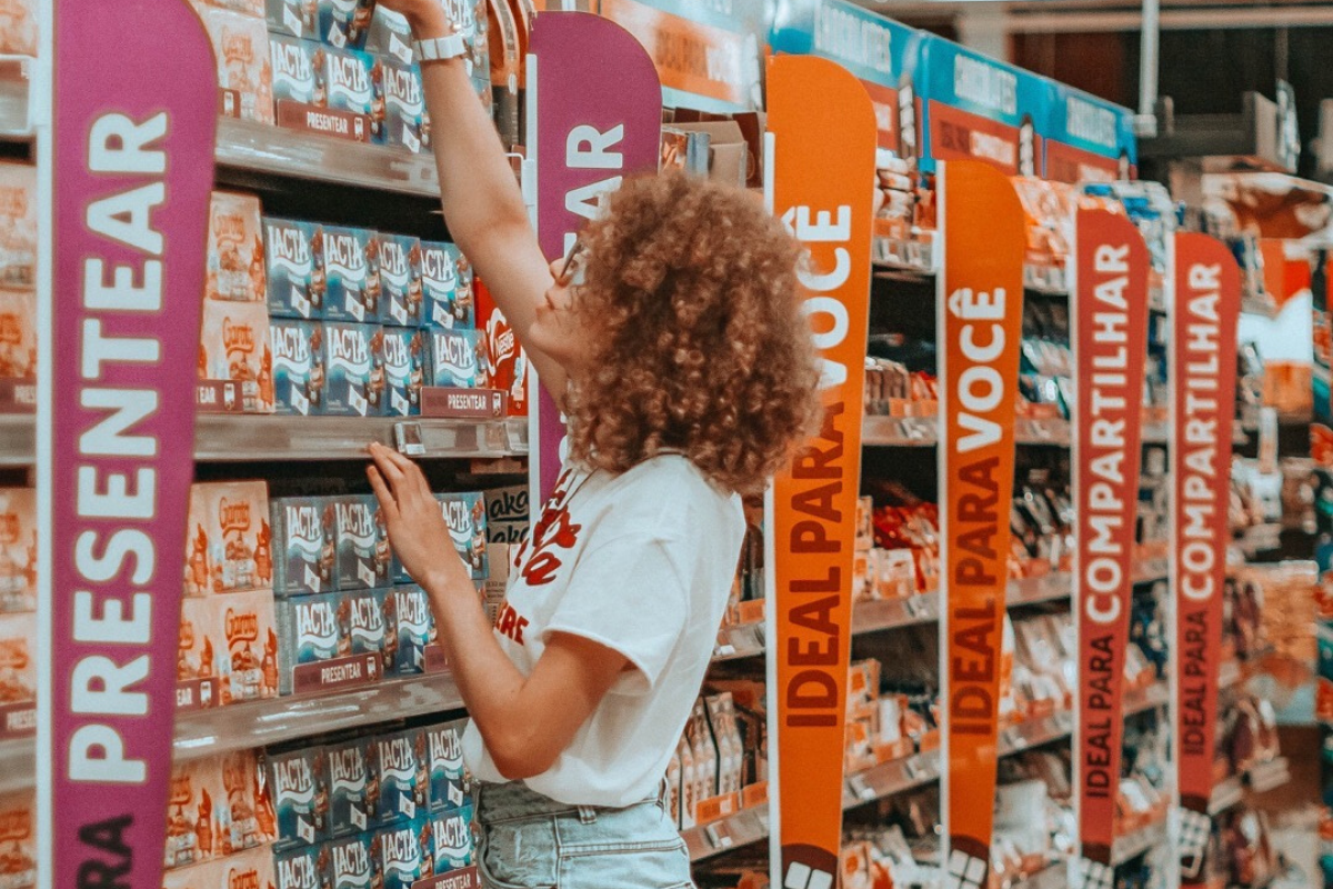 Lista della spesa: Shop online Vs Supermercato.