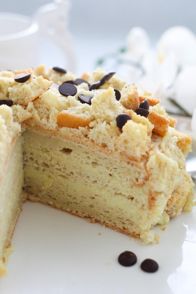 torta mimosa sana