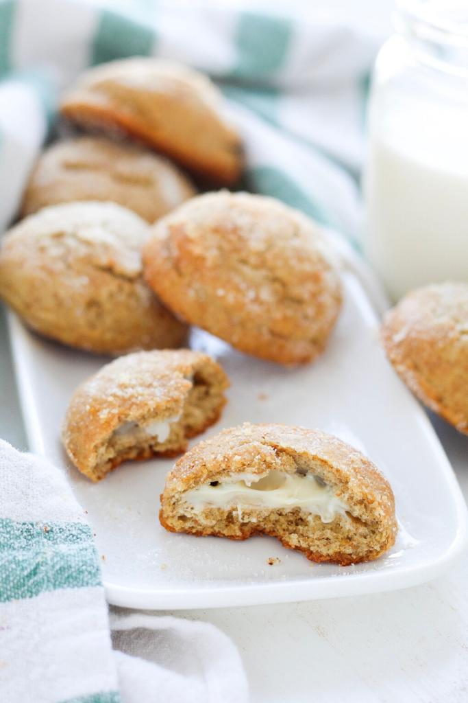 biscotti integrali ripieni