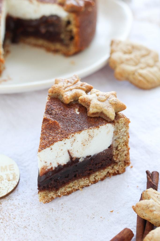 crostata integrale ricotta e cioccolato