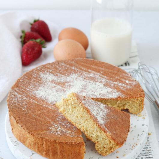 Torta Jolly | simil pan di spagna