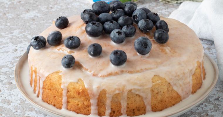 Torta integrale soffice con Bifidus Bianco Vegetale | Ricetta senza zucchero e senza lattosio