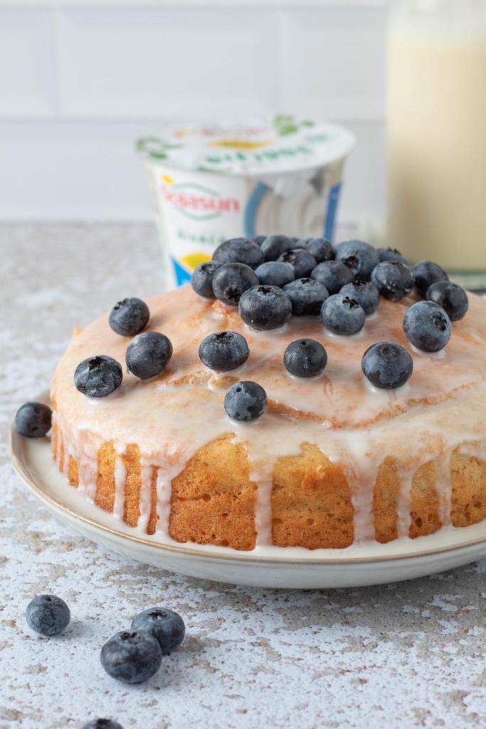 torta integrale soffice
