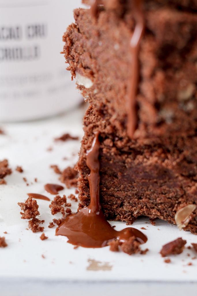 brownies vegani e senza glutine